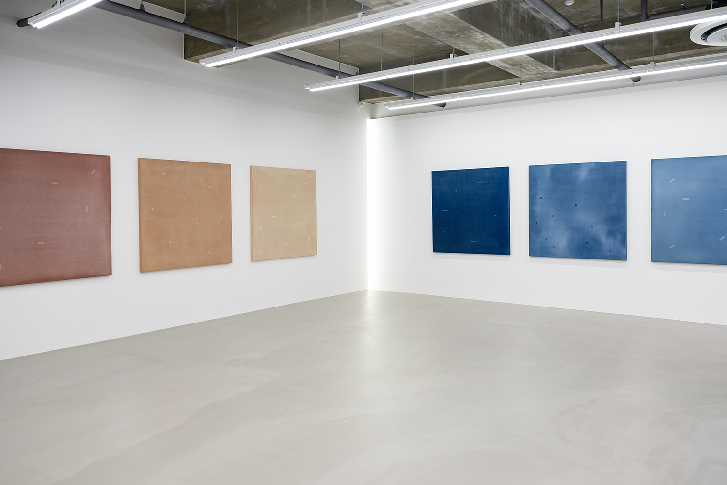 Liam Stevens @ONE FOUR From Form Installation View