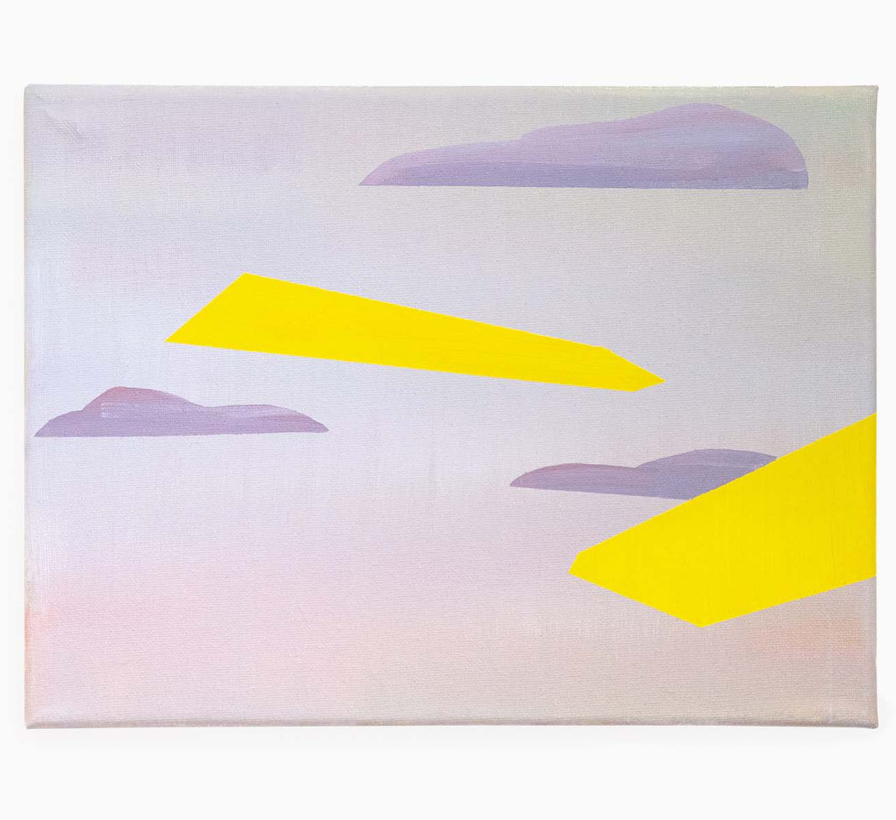 Islands 12 (W) x 9 (H) Inches Oil on Canvas 2020 by 권재나 Jaena Kwon