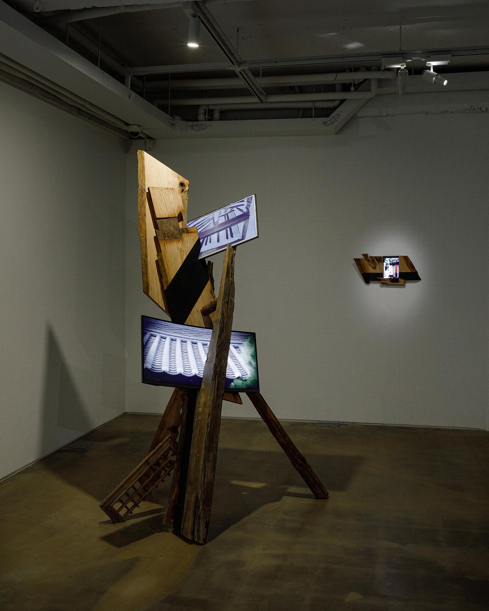 Installation view. Image courtesy of GUEM Min Jeong and SPACE SO.